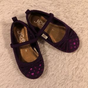 💥 4 for $20 / Purple Hearts Slip On Shoes